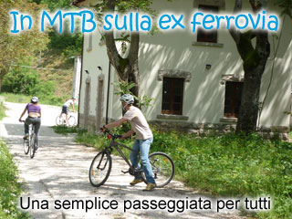 mtb Spoleto Norcia