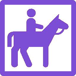 A cavallo a Castelluccio