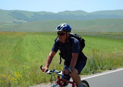 Mtb Castelluccio bici