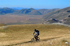 Mountain Bike Castelluccio