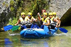 Sibillini rafting Castelluccio