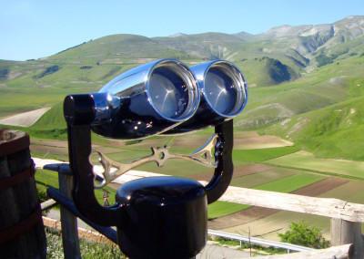 cannocchiale panoramico naturalistico