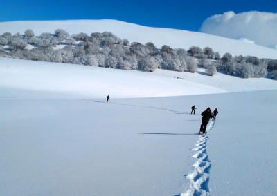 Ciaspolate Monti Sibillini