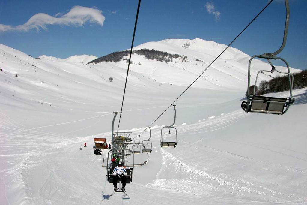 Sci Monti Sibillini