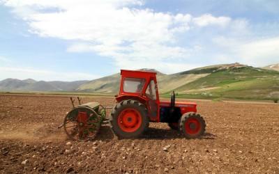 Parsec Agricultura to Castelluccio