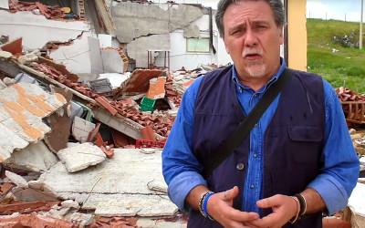 Terremoto Castelluccio paese fantasma