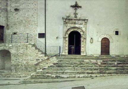 Chiesa di S.Maria Assunta a Castelluccio di Norcia
