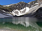 leggende castelluccio lago pilato