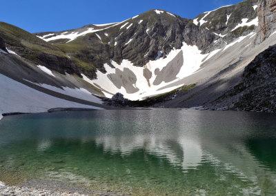 Lago Pilato Monte Vettore