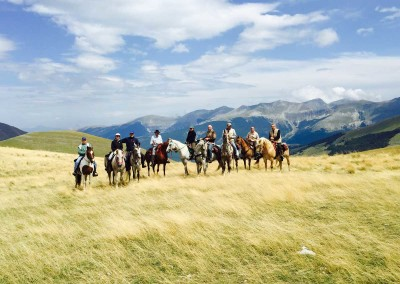 Riding school Castelluccio