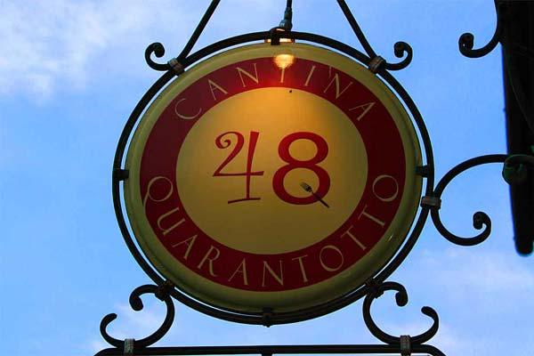 Cantina 48 ristorante Norcia