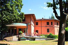 hotel castelluccio norcia garden