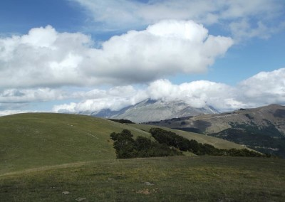 hiking castelluccio