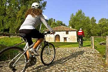 Mountain bike Sibillini